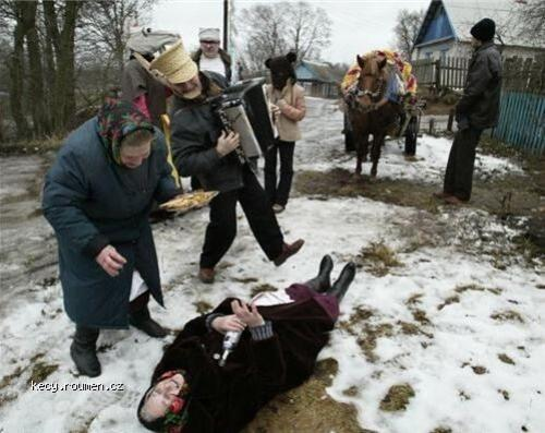 Russia in a Picture