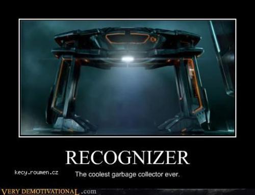 Tron  Recognizer