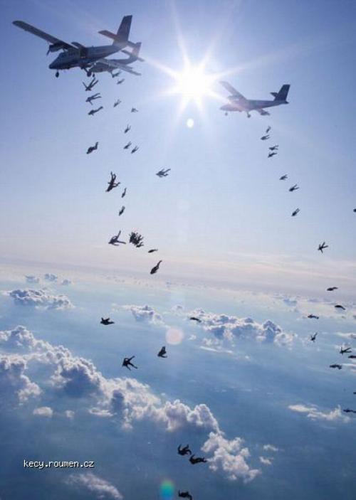 bombardovani lidma