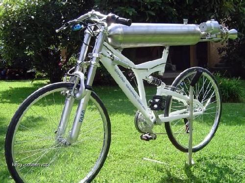 rocket bicykle
