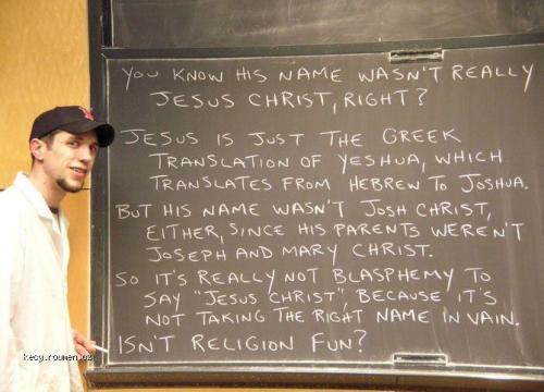 jezis kristus