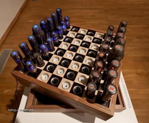 Tesla chess 3
