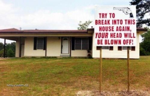 Break In Again