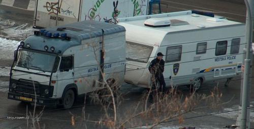 SWAT ala mestska policie Brno