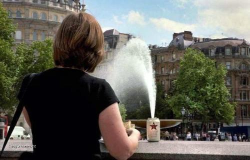 plechovkova fontana