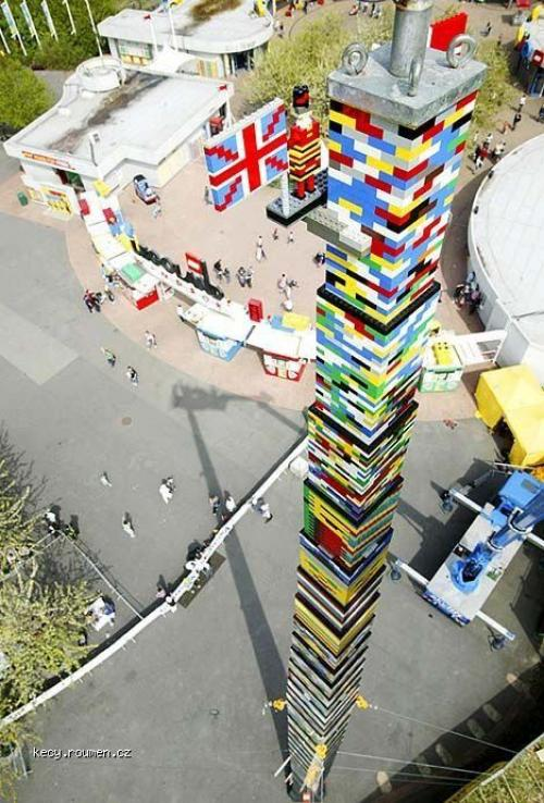 001 lego tower