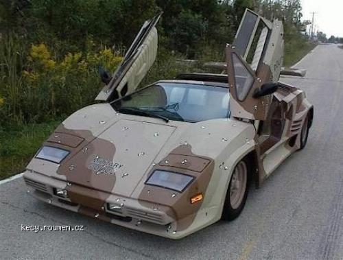 Lamborghini Army