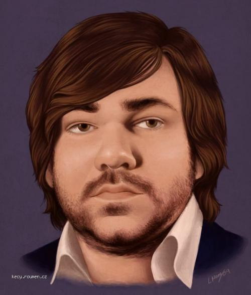 Matt Berry by loppi