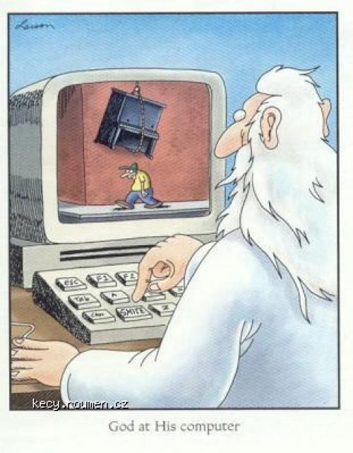 gods computer