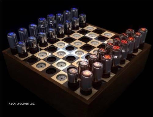 Tesla chess 2