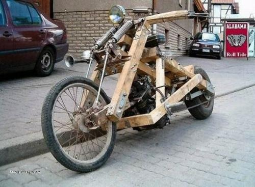 wood moto