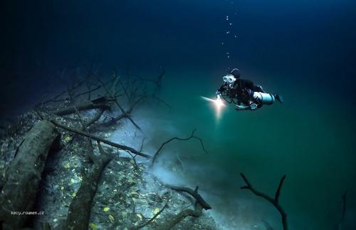 Cave Diving 4