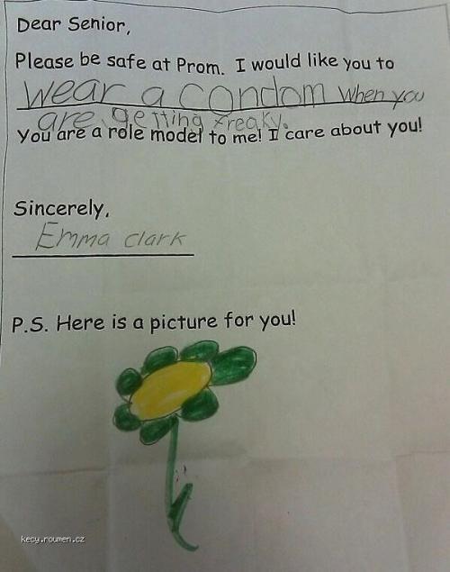 Dear Senior