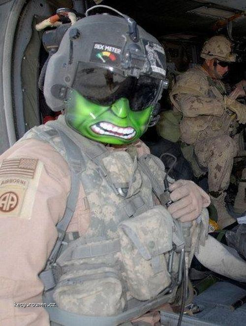 shrek slouzi v armade
