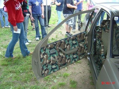 Armadni Opel Kadett 1