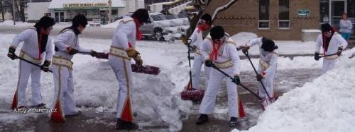 elvis snow
