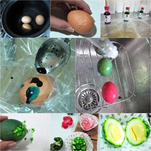Cooking Tips  How to Make Amazing Easter Eggs