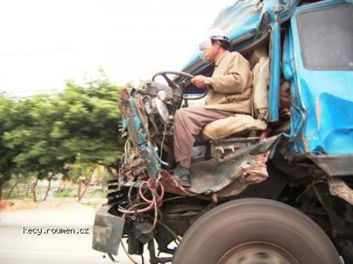 kamikadze driver