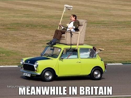 meanwhile in britain
