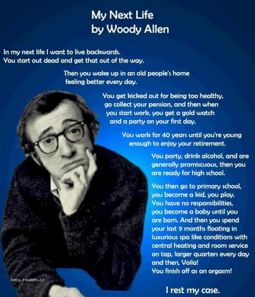 woody next life