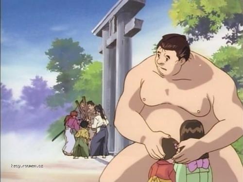podivne anime