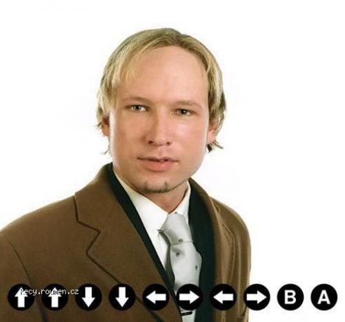 Anders Behring Breivik  hitcombo
