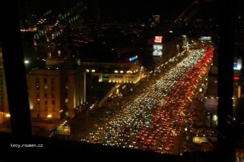 Moscow traffic jam1