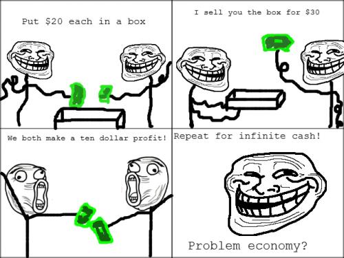 infinite cash