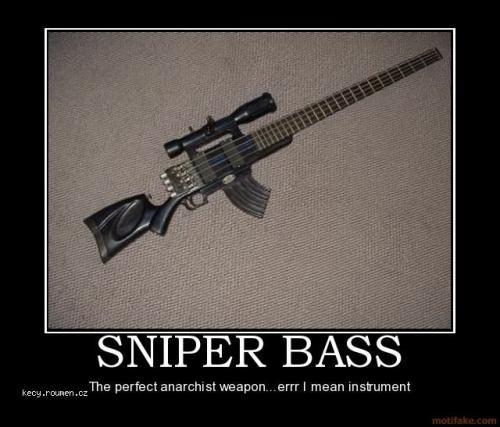 snipe bass