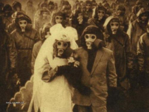 Z historie Chemicka svatba