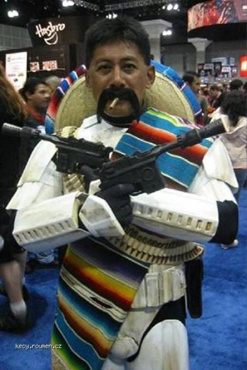 Cinco Stormtrooper
