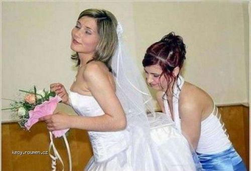 blaho na svatbe