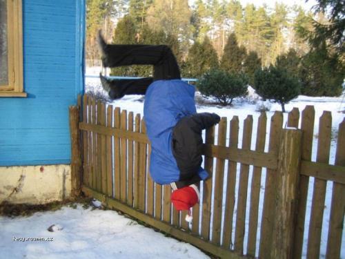 bad jump