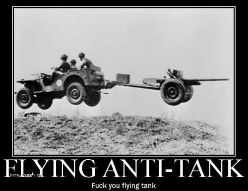 flying AT