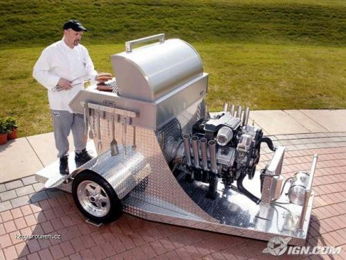 grill dragster