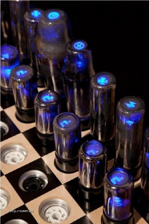 Tesla chess 5