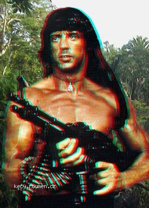3D Rambo