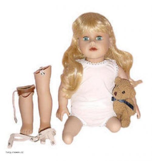 handicap doll