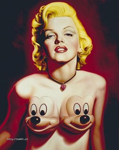 Monroe a jeji nadra
