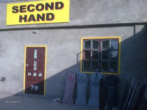 nahrobni second hand