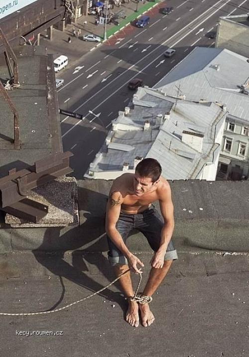 jumping z baraku