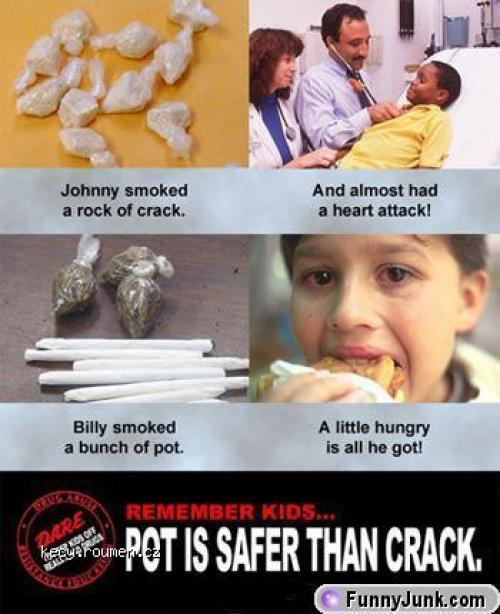 pot not crack