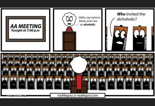 AA meeting