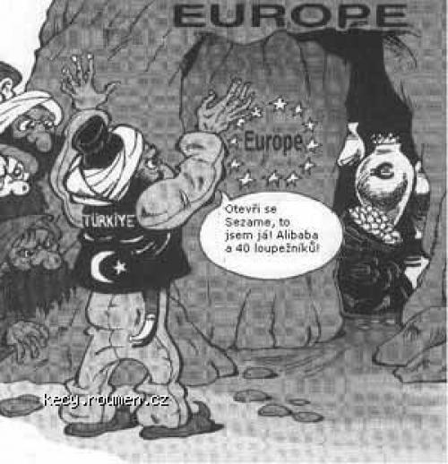 turecko do EU