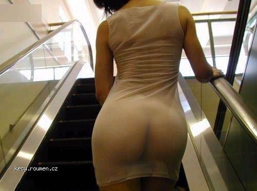 v metru