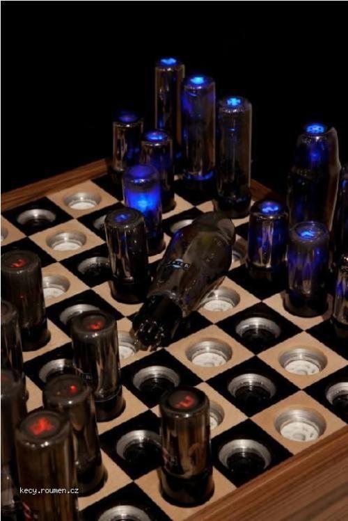 Tesla chess 1