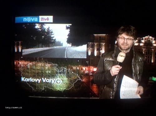 Zpravodajstvi TV Nova a jejich Karlovy Vary by Trix