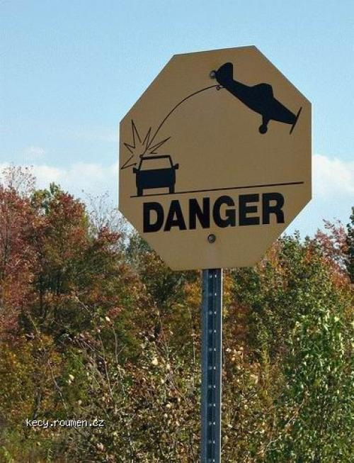 air danger