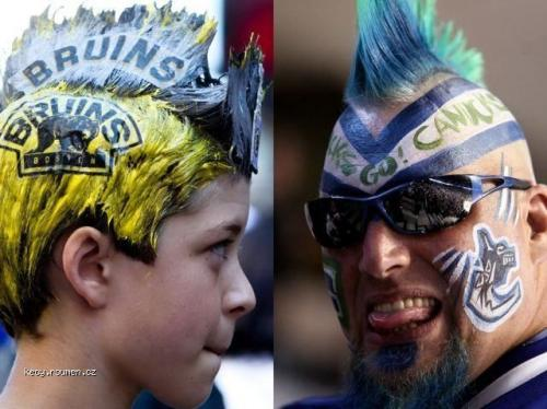 Boston vs Vancouver