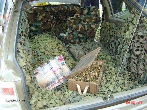 Armadni Opel Kadett 3